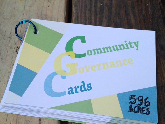 Community Governance Cards
