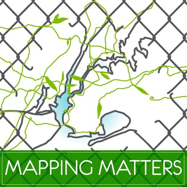 Mapping Matters gala logo